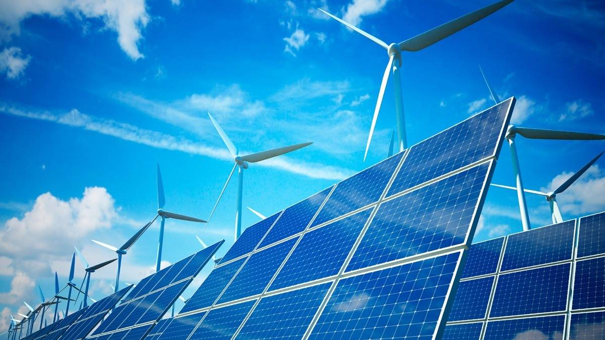 What is renewable energy? How do wind turbines work? And what types