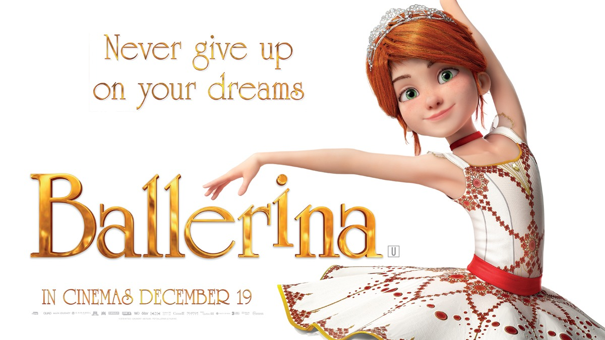 Watch The Trailer For New Ballerina Film Fun Kids The