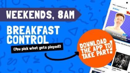 Recently Played - Fun Kids - the UK's children's radio station