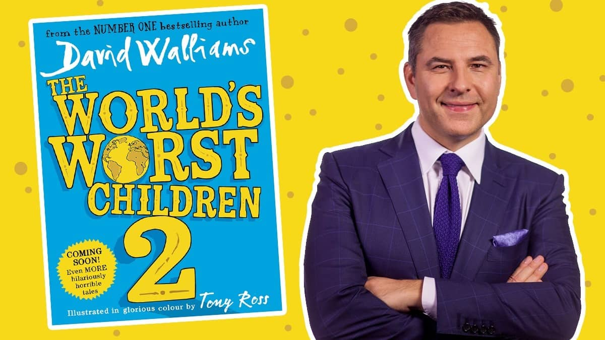 Image result for david walliams worlds worst children 2