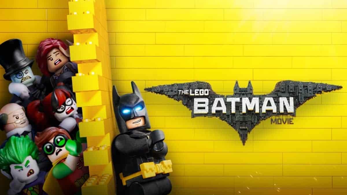 Lego Batman Movie Online