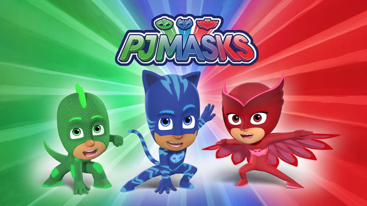 Meet Catboy Owlette And Gekko The Heroes From Pj Masks Fun Kids The Uk S Children S Radio Station