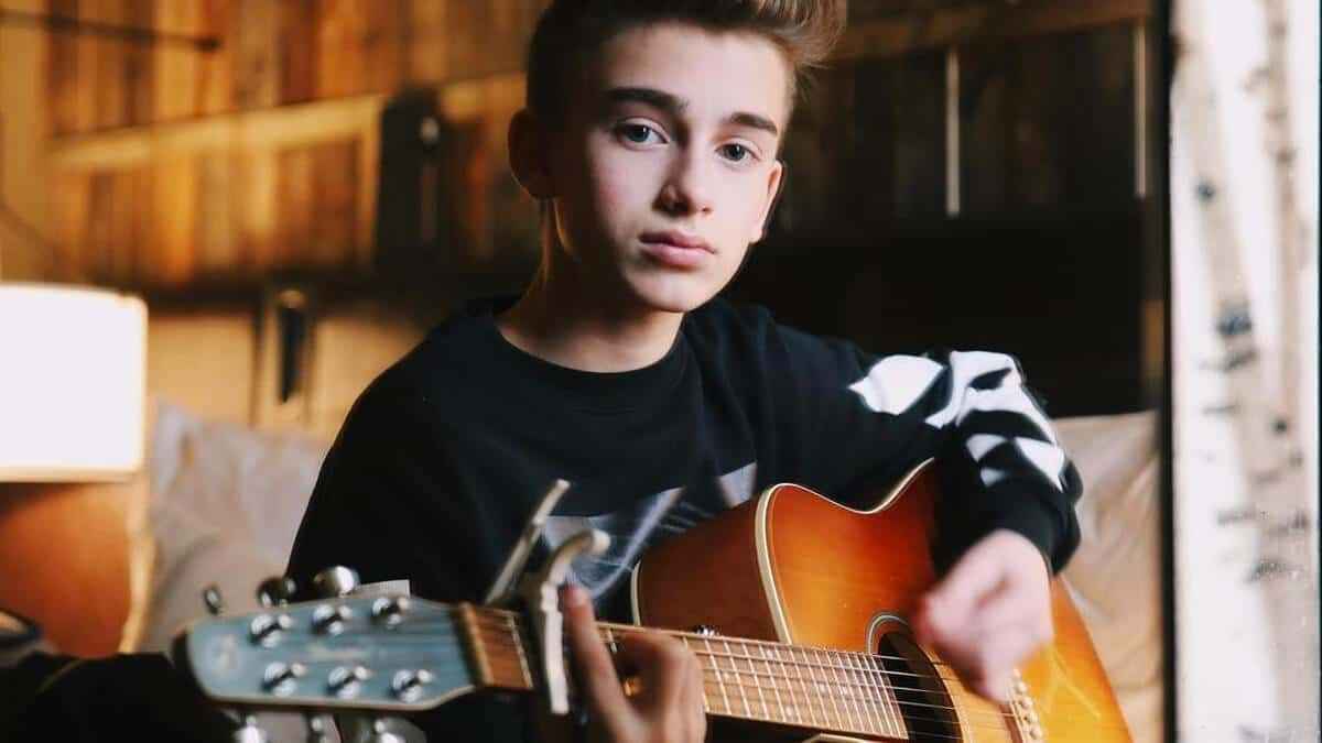 Listen To Everything By Johnny Orlando!