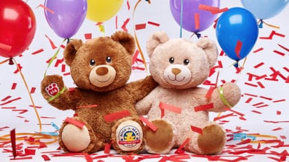 National Teddy Bear Day is coming soon! - Fun Kids - the ...
