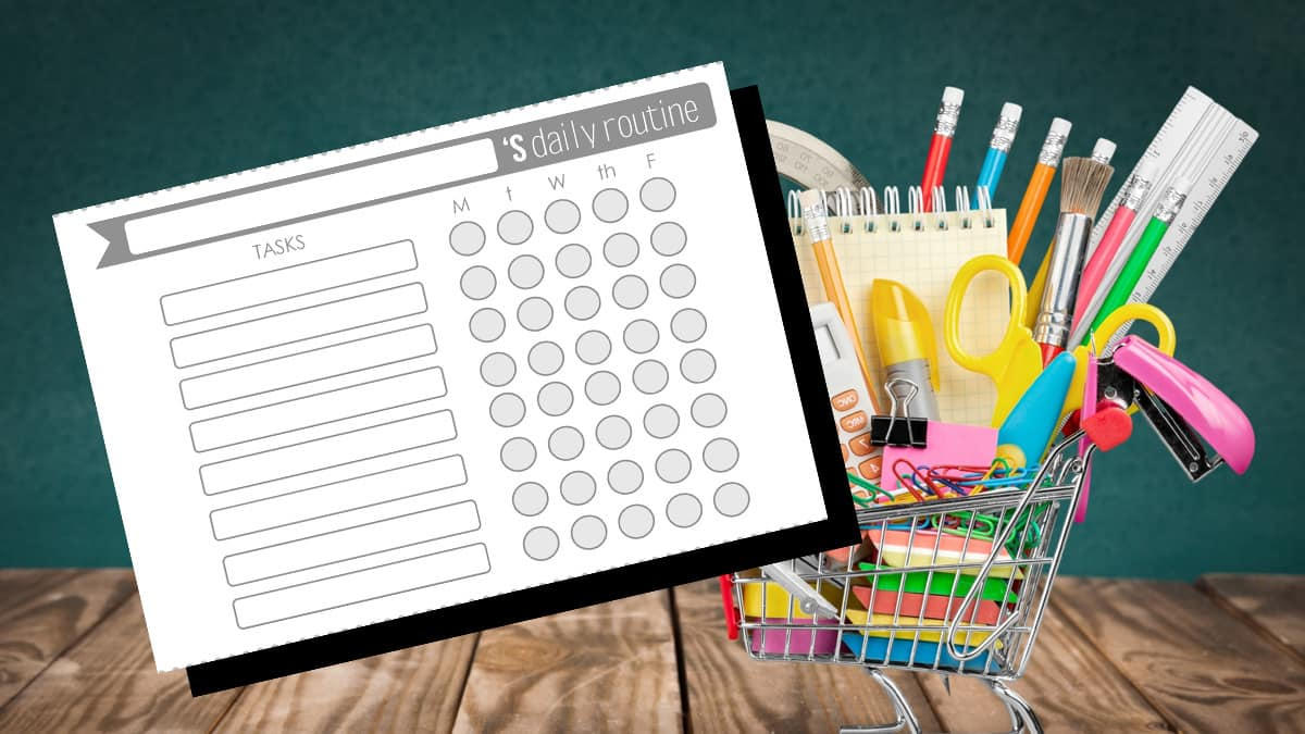 Download Our Free Printable To Do List Templates For Back To