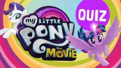 How well do you know My Little Pony? Take our My Little Pony