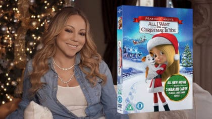 All I Want For Christmas Is You Movie.Mariah Carey S All I Want For Christmas Is You Is Available