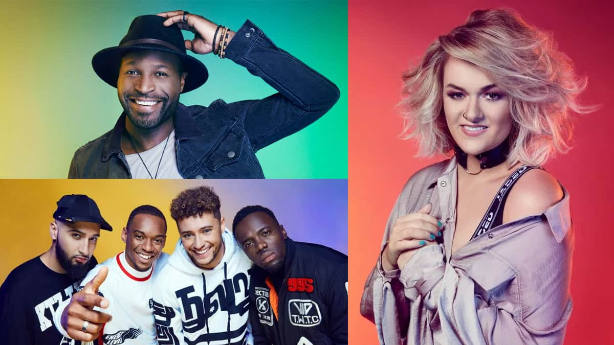 Rak Su Grace Davies Or Kevin Davy White Who Will Win The X Factor 2017 Final This Weekend Fun Kids Uk S Children Radio Station