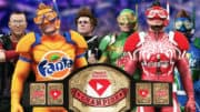 3 vs 3 Table Match: Heroes Championship No.1 Contender