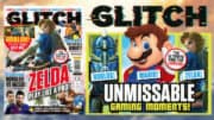 GLITCH Magazine is packed with the latest online and gaming