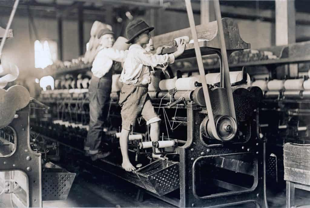 Victorian clothing and sweatshops: Why children used to make ...