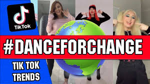 Tik Tok Dance for Change - best Tik Tok #danceforchange dances