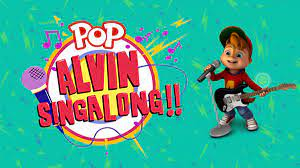 Alvinnn And The Chipmunks Brittany And Alvin take part in alvin's summer singalong! - fun kids - the uk's