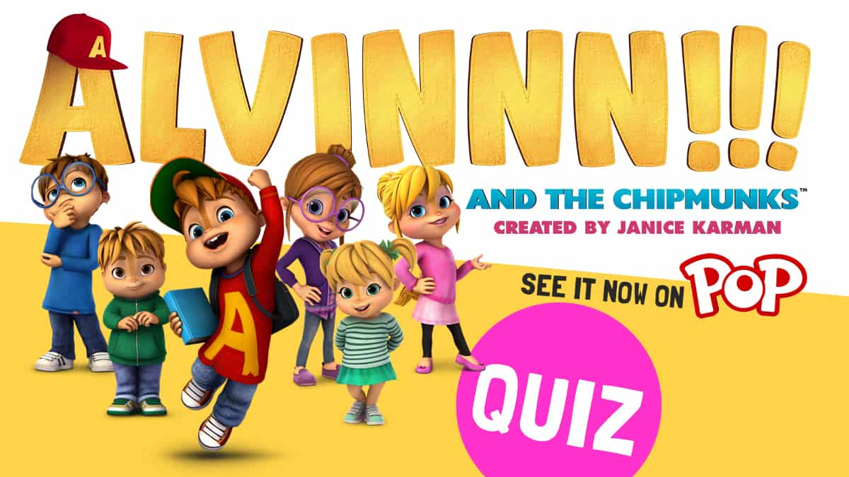 Alvinnn And The Chipmunks Brittany And Alvin which chipmunks superstar are you? take the alvinnn!!! and