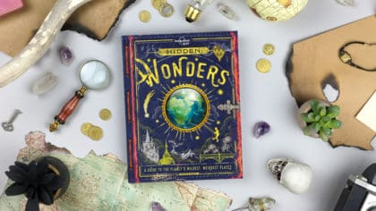 Explore The World From Your Bedroom With Lonely Planet Kids